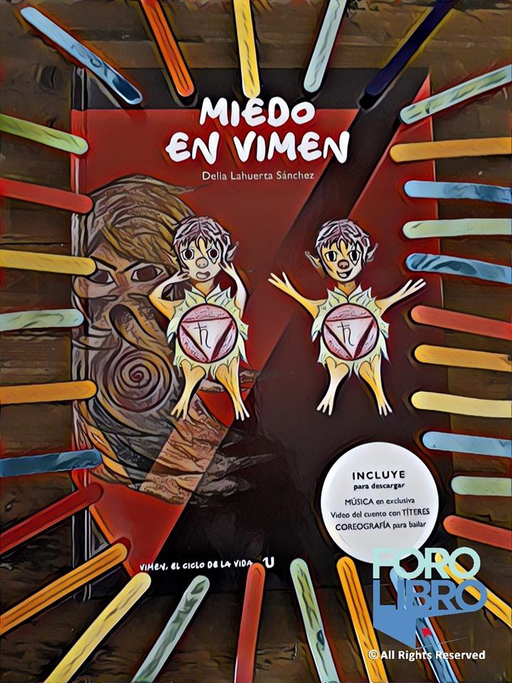 """Reseña en forolibro del cuento """"Miedo en Vimen"""" – desarrollo y crecimiento emocional del niño"""
