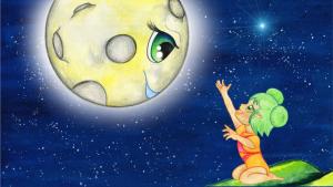 """¡¡AYUDARME A CREAR MI SUEÑO!! – Crowdfunding de """"Me enamoré de la Luna"""""""