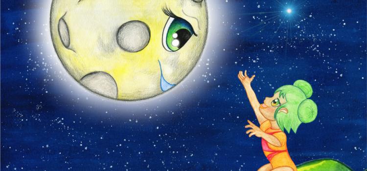 ¡¡AYUDARME A CREAR MI SUEÑO!! – Crowdfunding de «Me enamoré de la Luna»