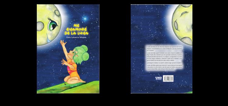 «Me enamoré de la Luna», un cuento para soñar