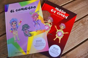 ¡¡Los cuentos de Vimen a la VENTA!!